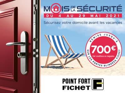 Le mois de la sécurité - Point Fort FIchet